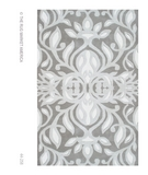 RugStudio presents The Rug Market America Rexford Antionette Gray 44258 Grey/silver/white Hand-Tufted, Good Quality Area Rug